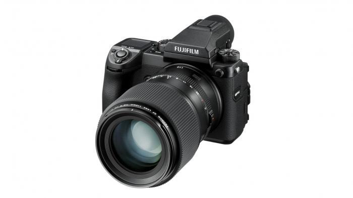 Zuwachs und Updates für Fujifilm GFX-System