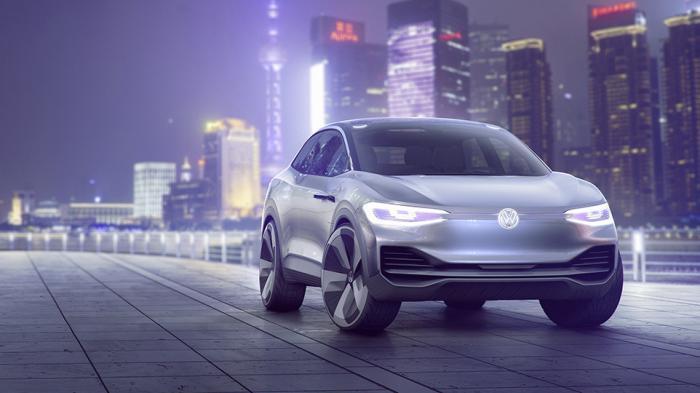 Elektroautos: I.D. Crozz soll Volkswagen elektrisch und auch vollautomatisch an die Weltspitze bringen