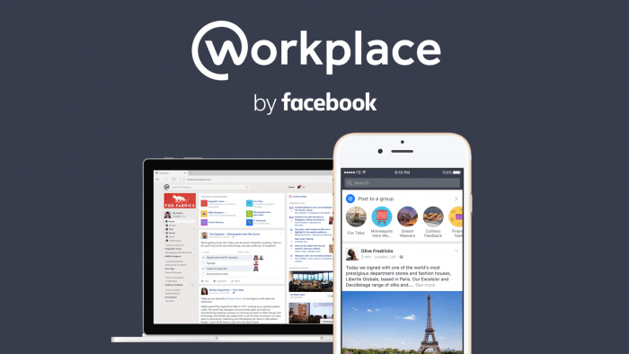 Konkurrenz für Slack: Facebooks startet Gratis-Version von Workplace