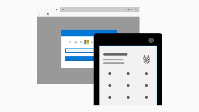Microsoft führt passwortlose Anmeldung für eigene Web-Dienste ein