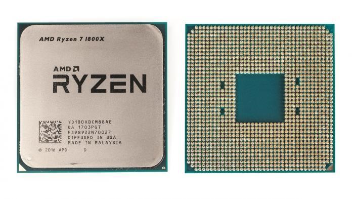 Ryzen sorgt für mehr Tempo bei Intel.