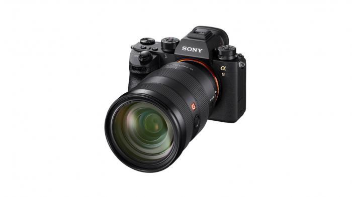 Sony stellt 24 MP-Vollformatkamera Alpha 9 vor