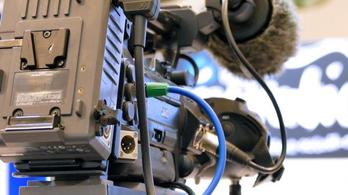 TV-Kamera, Fernsehen