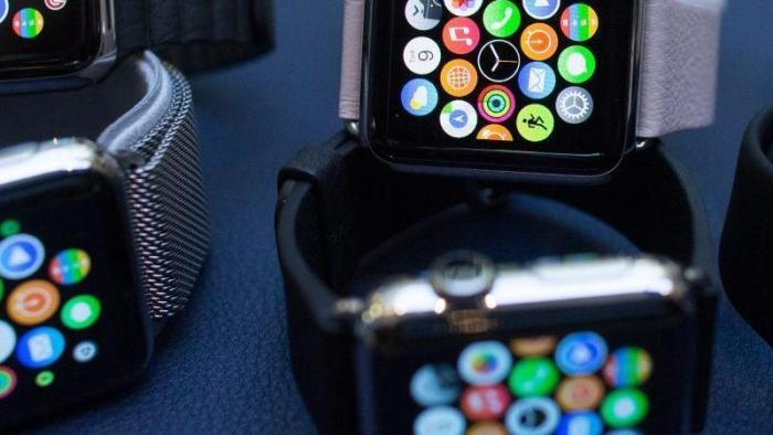 Apple Watch mit Apps