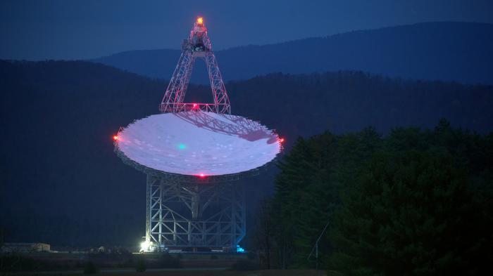 Erste Ergebnisse: Breakthrough findet keine Signale von Außerirdischen