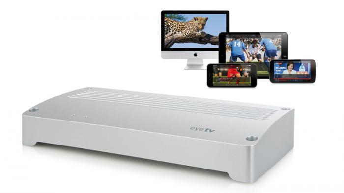 EyeTV Netstream 4C
