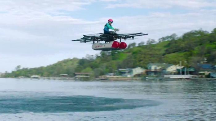 """""""Kitty Hawk Flyer"""": Google-Mitgründer Larry Page investiert in fliegende Autos"""