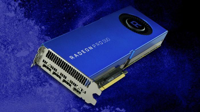 AMDs Doppel-Grafik-Hammer: Radeon Pro Duo mit 32 GByte für 1000 US-Dollar
