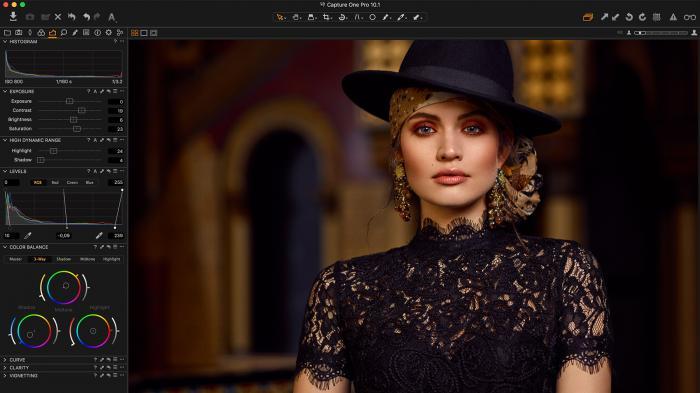Capture One Pro 10.1 veröffentlicht