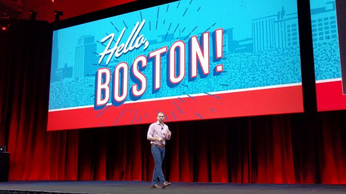 Private Cloud as a Service: OpenStack Summit in Boston