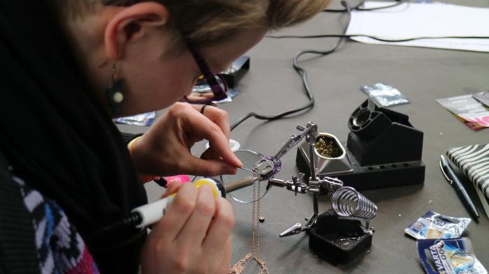Feinstaubsensoren und Biohacking – Tag 2 auf der #rp17