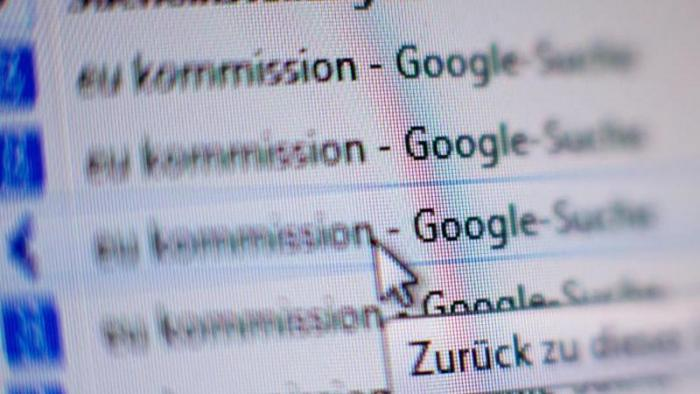 EU-Kommission droht Google