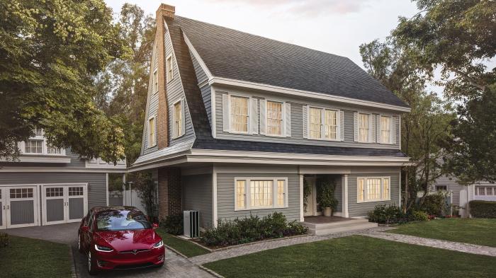 Hersteller Dachziegel tesla nimmt vorbestellungen für solar dachziegel entgegen heise
