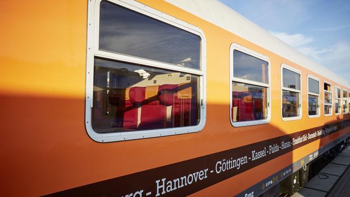 Bahn-Konkurrent Locomore ist insolvent