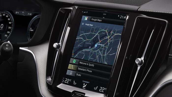 Android fürs Auto: Volvo kooperiert mit Google