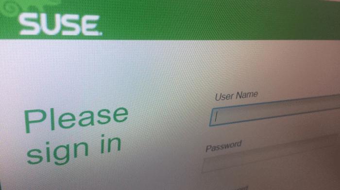 openSUSE behebt Probleme am Authentifizierungssystem