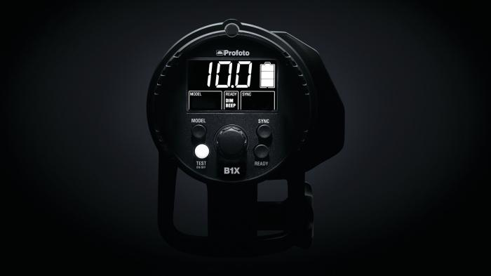Profoto zeigt On-Location-Blitzgerät B1X