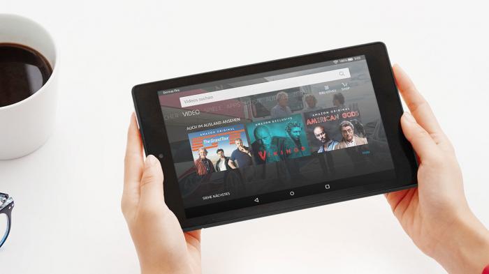 Amazon: Neue Ausgaben von Fire 7 und Fire HD 8