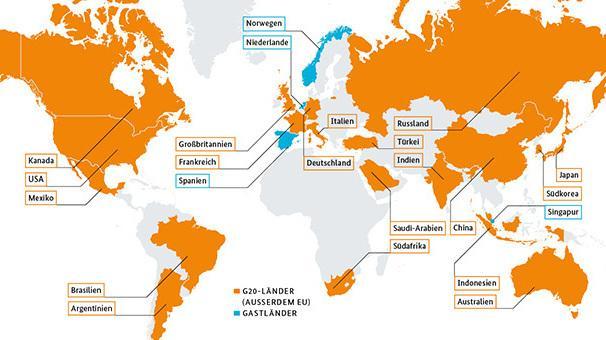 """G20-Gipfel: Globales Wettbewerbsnetz soll digitale """"Superstar-Konzerne"""" einhegen"""