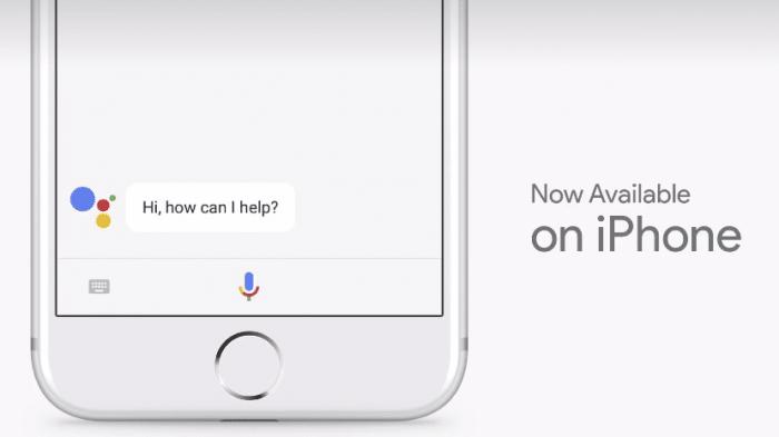Google I/O: Assistant auf dem iPhone und auf Deutsch