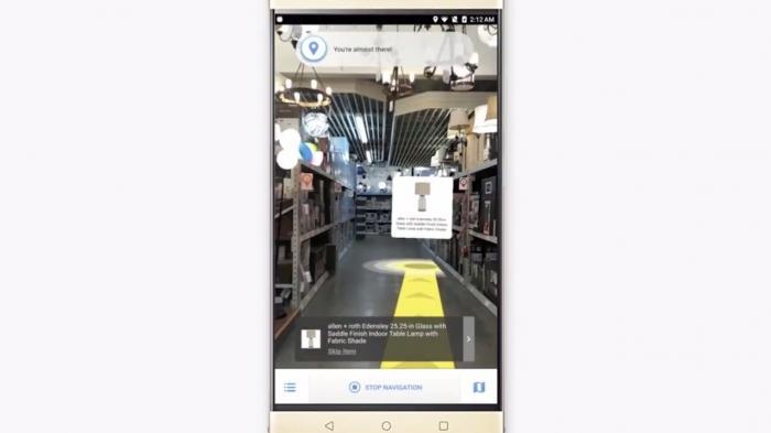 Google stellt Standalone-VR-Brille vor