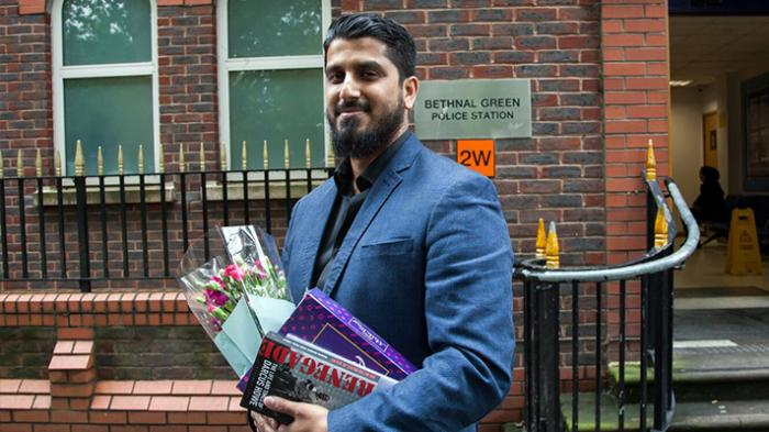 Anti-Terror-Gesetz in Großbritannien: Aktivist angeklagt wegen verweigerter Passwort-Herausgabe