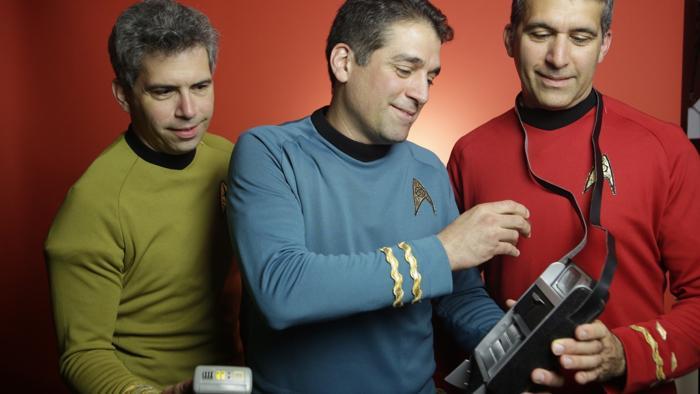 """Star Trek""-Medizintechnik im Anflug"