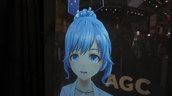 3D lebt: Bildschirme für dreidimensionale Bilder auf der DisplayWeek