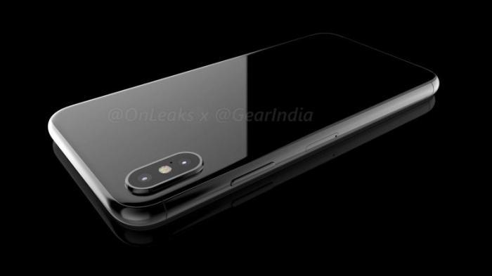 """""""iPhone 8"""" angeblich mit Fingerabdrucksensor im Bildschirm"""