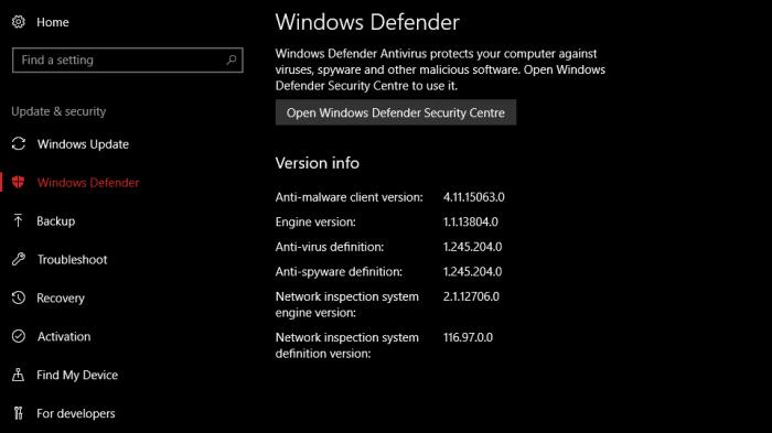 Kritische Lücke in Microsofts Malware Protection Engine