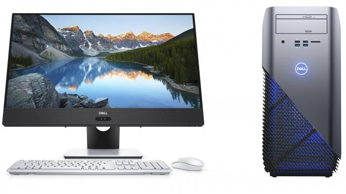 Dell Inspiron 24 5475 AiO und Inspiron 5675