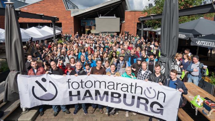 6. Fotomarathon Hamburg startet am 15. Juli