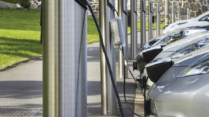 Elektrofahrzeuge: Zwei-Millionen-Marke geknackt | heise online