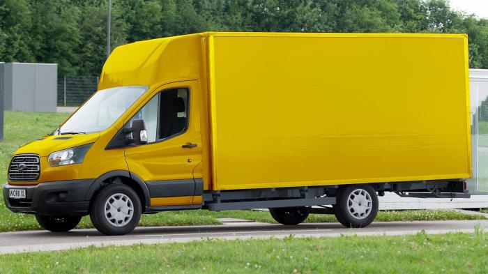 Ford und Deutsche Post bauen Elektro-Transporter
