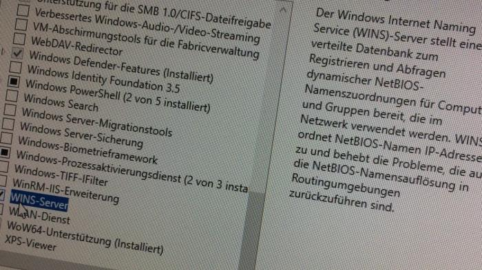 Kein Patch für Lücke in WINS auf Windows Server