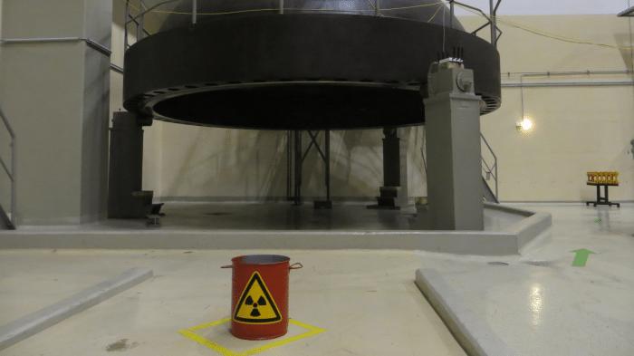 """Roboter durchsuchen das """"sicherste Kernkraftwerk der Welt"""""""