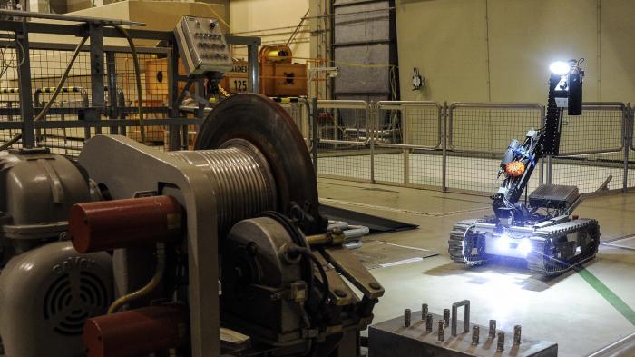 """Roboterwettbewerb Enrich: """"Wir wollen bis 2022 ein Bündel robotischer Systeme haben"""""""