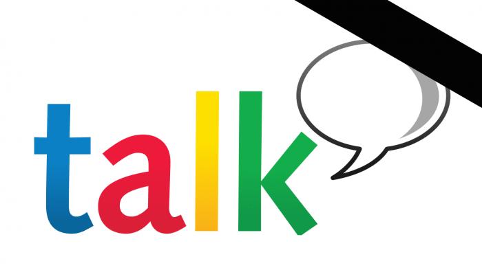 Google Talk geht endgültig in Rente