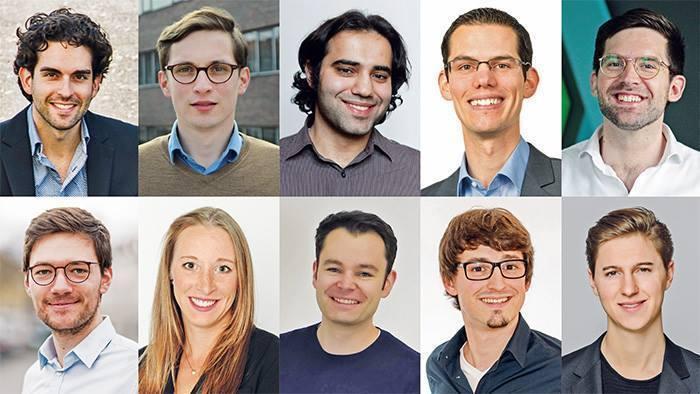 Technology Review zeichnete junge Wissenschaftler und Gründer aus