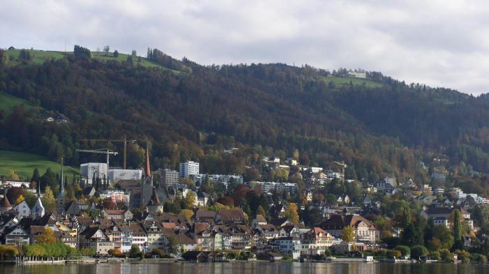 Im tiefen Tal der Kryptowährungen: Ein Besuch in Zug