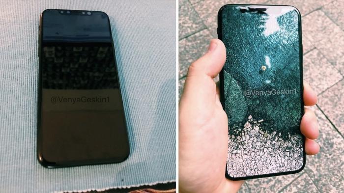 """iPhone 8"" angeblich ohne Fingrabdrucksensor"