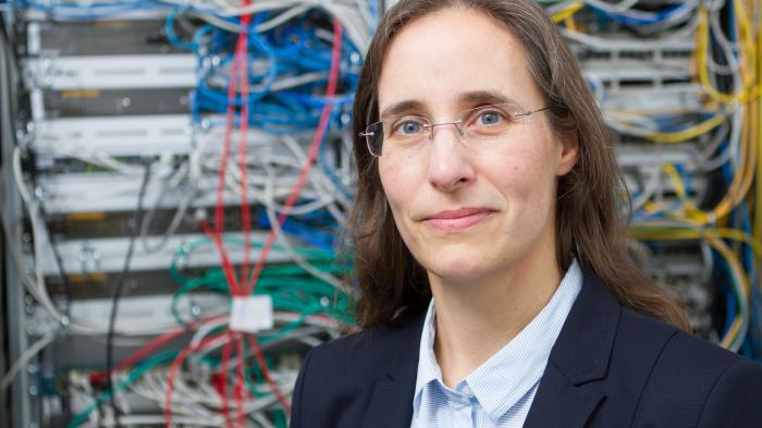 Marit Hansen, Landesbeauftragte für Datenschutz Schleswig-Holstein.