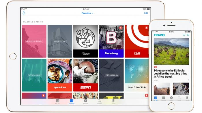 Apple News: Mehr Reklame und Micropayments