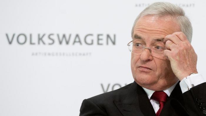 US-Akten belasten Ex-VW-Chef Winterkorn im Dieselskandal