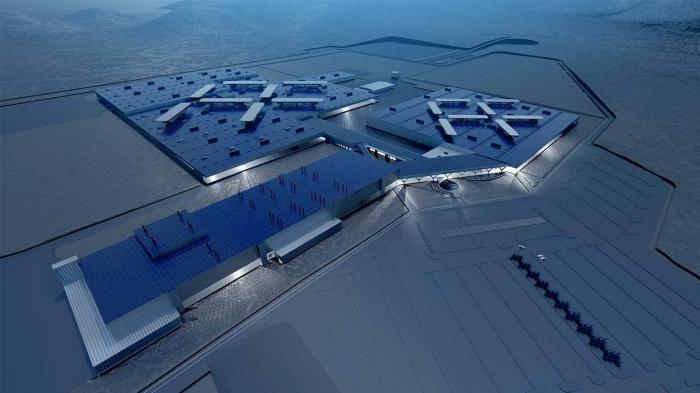 Elektroauto: Faraday Future stellt Bau von Fabrik in Nevada ein