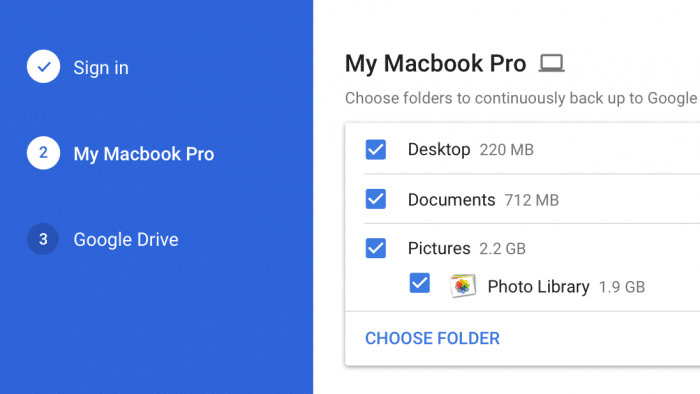 """Google veröffentlicht """"Backup & Sync"""" für PC und Mac"""