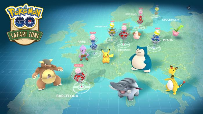 Pokémon Go: Sommer-Safari zu seltenen Monster