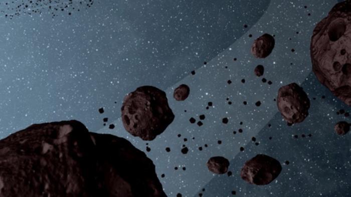Forscher: Die meisten Asteroiden begannen als kosmische Matschkugeln