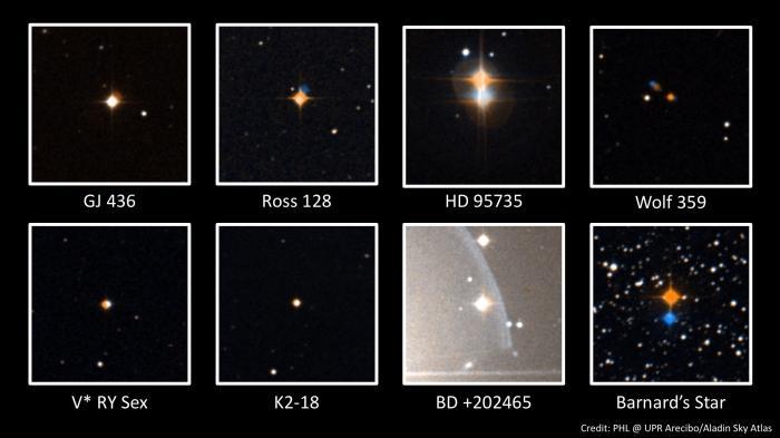 Merkwürdige Signale von Ross 128 - Kontakt?