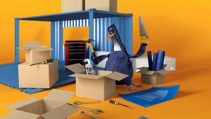 Docker für Heim- und Webserver
